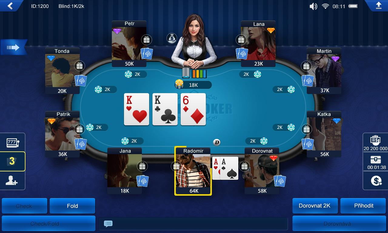 Free online private poker rooms