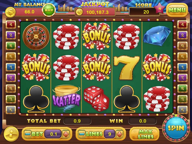 Spiele Hot Spot Keno - Video Slots Online
