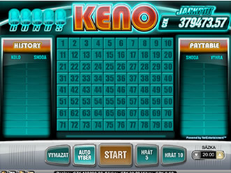Spiele Golden Number Keno - Video Slots Online