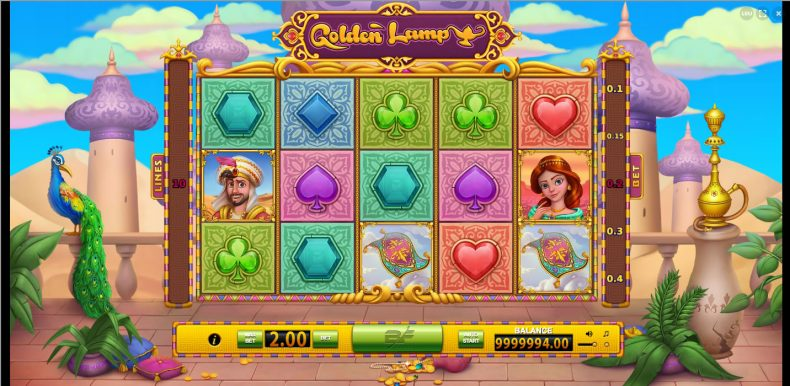 Spiele The Magical Lamp - Video Slots Online